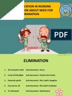 Ppt Elimination