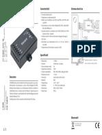 S-board - Fisa Tehnica v1