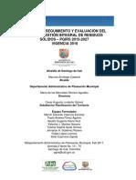 INFORME  EVALUACION Y SEGUIMIENTO PGIRS VIGENCIA 2016.pdf