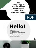 Presentasi SAP 8