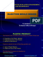 3. Injection Mould Design