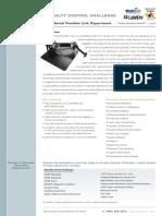 2 DOF Serial Flexible Link Data Sheet