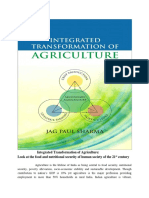 Integrated Transformation of Agriculture