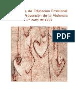 2005. Programa de Educación Emocional prevención violencia Valencia. 2º Ciclo ESO.pdf