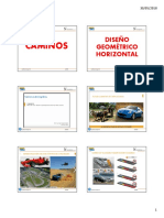 DiseñoPlanta CAMINOS MUT Diapositivas