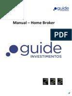 Manual Do HomeBroker