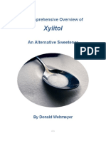 Xylitol for Health