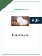 1. Project report food grain