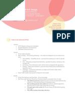 P.O.P. Design Week 8 Minutes