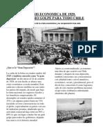 Crisis Economica de 1929