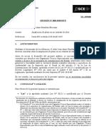 060-19 - Td 14549206 - Ivan Jaime Bendezu Elescano - Ampliacion Plazo en Un Contrato de Obra - Solo Con Firma de La Dtn