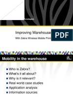 Mobility in the Warehouse