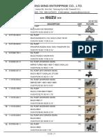 Isuzu Oil Pump Diamond PDF