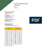 Datos Ejercicio Estabilidad de Talude
