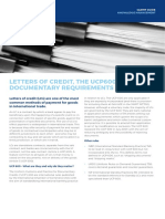 HFW Client Guide Letters of Credit