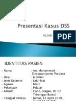 Presentasi Kasus Dss