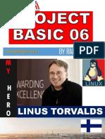 Linux torvalds
