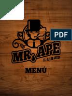 Mr. Ape Catálogo