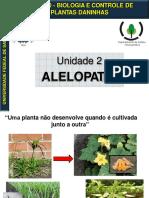 Alelopatia