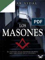 Vidal, Cesar - Los masones [17921] (r1.2).pdf