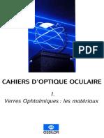1.Verres Ophtalmiquesles matériaux.pdf