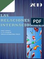 LAS RELACIONES INTERNACIONALES Revista Digital