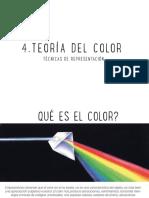 Teoría del Color