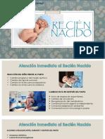 RECIÉN NACIDO - Exploracion