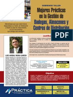 Bodegas, Almacenes y Centros de Distribucion