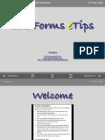 101FormseTips