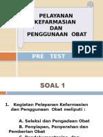 Pre Test Dan Post Test Pkpo
