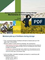 Moisture Uptake Fertilizers -PS Session,BULA - Week 45, 2016