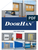High Speed Door en 2018