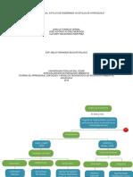 Mapa Enseñanza vs Aprendizaje