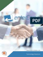 Enviando Brochure Entercomp 2018