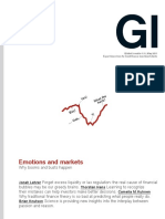 Credit Suisse- Emotions and Markets