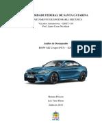 Análise BMW M2