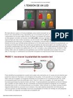 Como medir la tensión de un led _ Inventable.pdf
