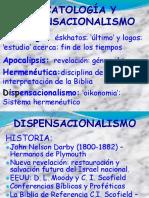 Victor Wall-escatología - Dispensacionalismo