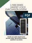 TOA Voice Evacuation