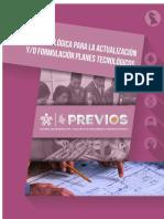 Guia Metodologica Plan Tecnologico