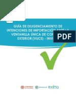 PautasDiligenciamientodeVistosBuenosdeImportacionFinal.pdf