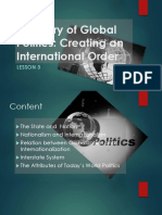 A History of Global Politics