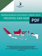 Perekonomian Indonesia Tahun 2016