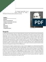 Odone Belluzzi biografia