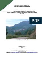 Componente Ambiental Bolivar