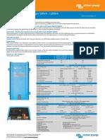 3800700075 Victron MultiPlus 48 1200-13-16 Datasheet En