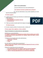 Banco de Preguntas Examen Final Seminario de Area Legal