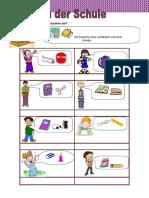 In Der Schule Akkusativ Einszueins Mentoring Grammatikubungen 83185