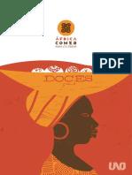 Projeto Comidas - África
